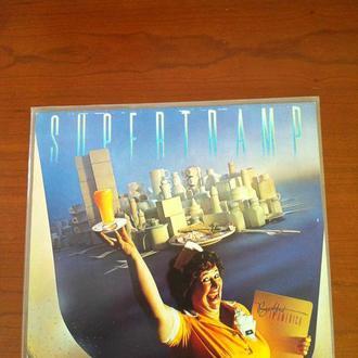 SUPERTRAMP - BREAKFAST IN AMERICA  Продаю виниловую пластинку!