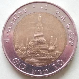 (А) Таиланд 10 бат 2012