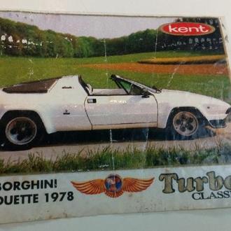 Вкладыш Turbo Classic 17
