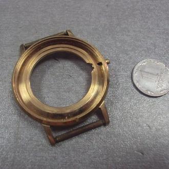 корпус к наручным часам позолота ау10 №117
