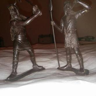 Солдатики Викинги (большие), 2шт.
