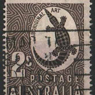1948 - Австралия - Крокодил Mi.196