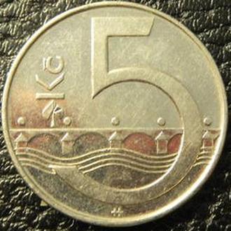 5 крон 2006 Чехія