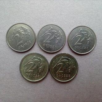 2 гроша Польша