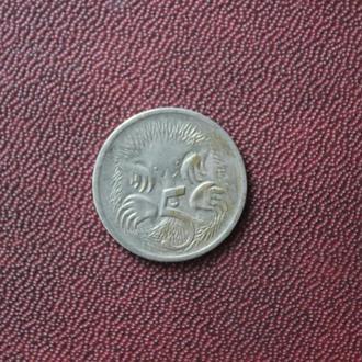 Австралия, 5 центов, 2001г.
