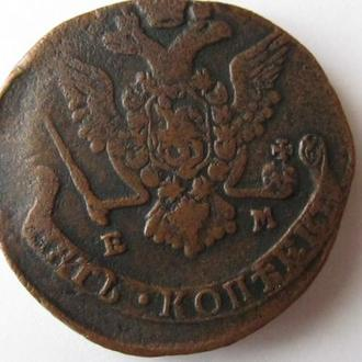 5 копеек 1778 год