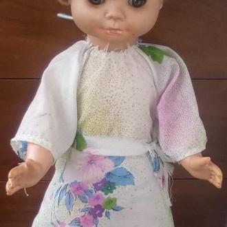 Кукла большая времен СССР идеальное состояние
