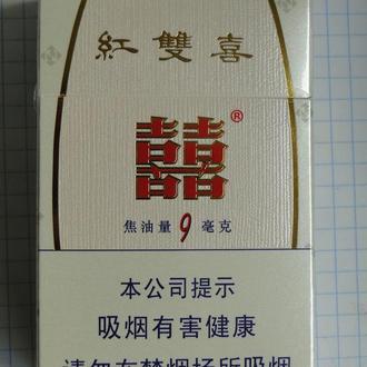 Сигареты DOUBLE HAPPINESS 9