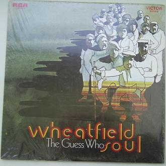 THE GUESS WHO Wheatfield Soul LP VG++ /EX+