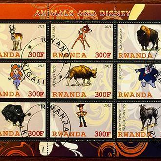 Африка. Мультфильмы. Анимация. Руанда. СУПЕР ЦЕНА!!!