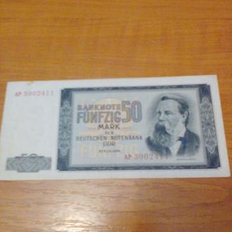 50 марок-НДР-1964
