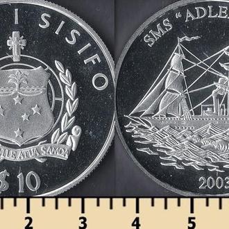 САМОА 10 ТАЛА 2003