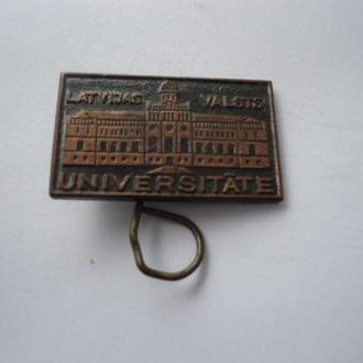 Значок Латвийский университет