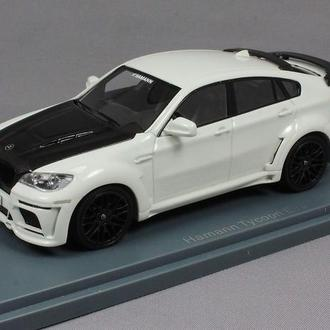 Neo Models BMW X6M Hamann Tycoon Evo in White 45706 1/43 NEW Limited Edition 300