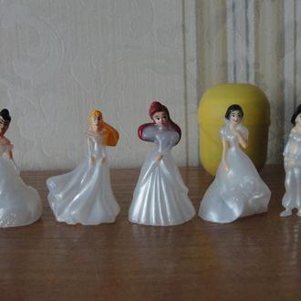 Zaini/Заини,Принцессы в белом