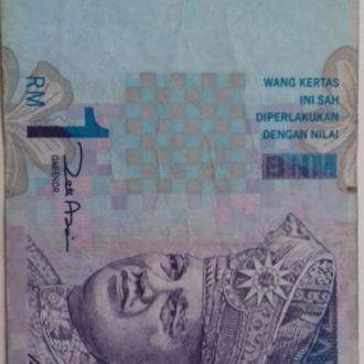 1 Ringgit Малайзія Gabenor