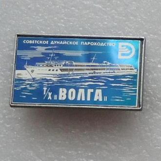 Флот Дунайское пароходство теплоход Волга ситалл