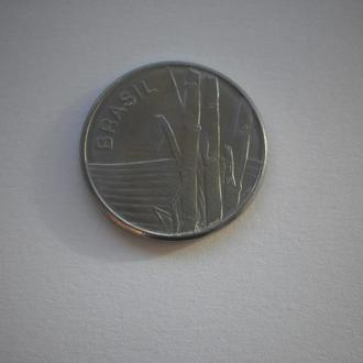 Бразилія. Монета Бразилії. 1 крузейро. 1979 рік.т. Красивий стан. Недорого.