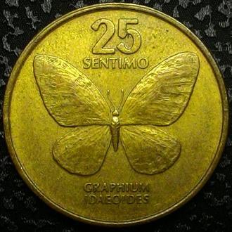 Филиппины 25 сентаво 1984 год