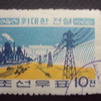 КНДР 1959г.гаш.