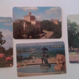 Календарики. Київ. 1990 рік.