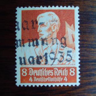 3-ий Рейх.1934г. Строитель.