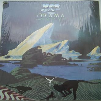 YES Drama LP Sealed