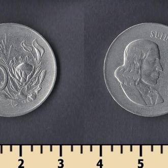 ЮАР 20 центов 1965