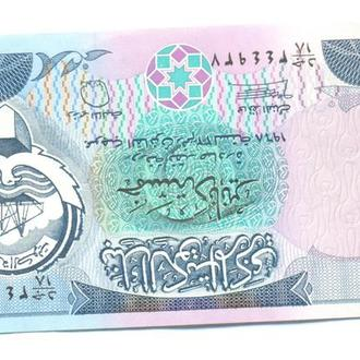 Кувейт 5 динар 1980 UNC
