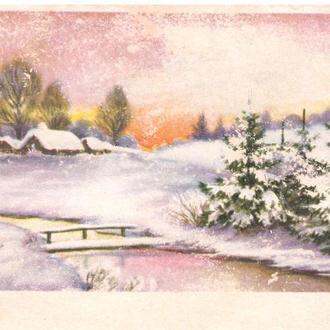 Германия, Зима Import 144 Торговый знак 9271