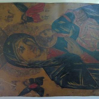 Икона Богородицы Страстная