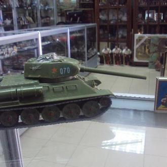 игрушка танк т34
