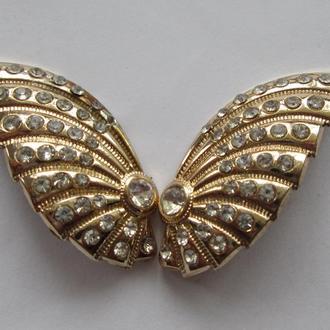 Накладки в  виде бабочки