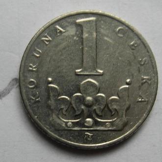 ЧЕХИЯ, 1 крона 1994 года.