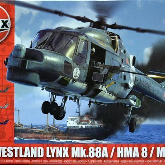 Сборная модель вертолета Lynx Mk.88A / HMA8 / Mk.90B 1:48 Airfix 10107