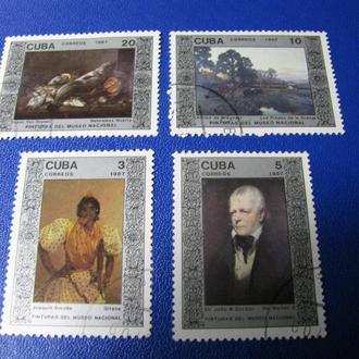 Мистецтво Живопис Куба
