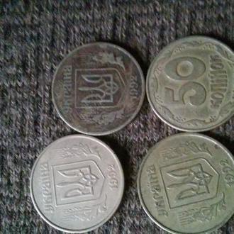 коллекция монет 1992 года, без 2 копеек