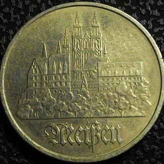 Германия 5 марок 1972 г  Мейсен!! ОТЛИЧНЫЙ СОХРАН!!!!