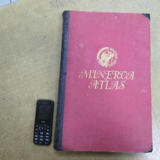 Минерва Атлас. Atlas Minerva (1928)
