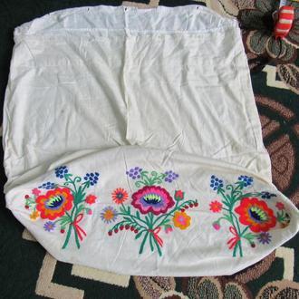 вишивка наволочка на подушку (№507)