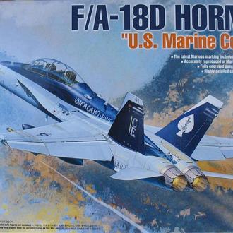Сборные модели (2 шт) самолета F-18A/D 1:72 Academy