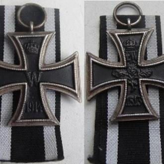 Крест ПМВ. второй класс