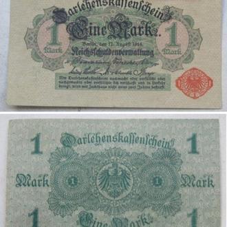 Германия 1 марка 1914 (№ 903*684747)