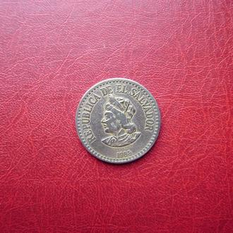 Сальвадор 1 колон 1985