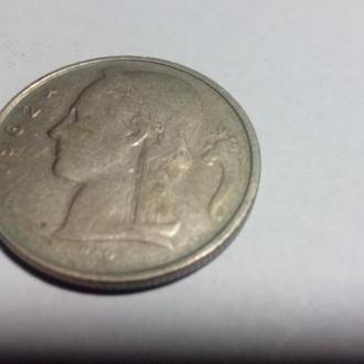 5 франков 1962 год