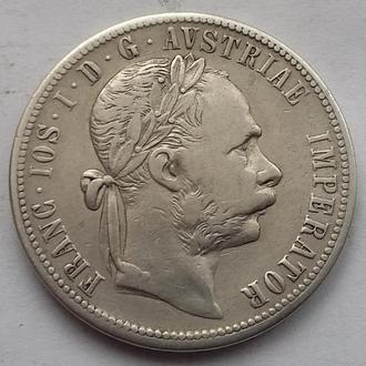 1 флорин 1879  г