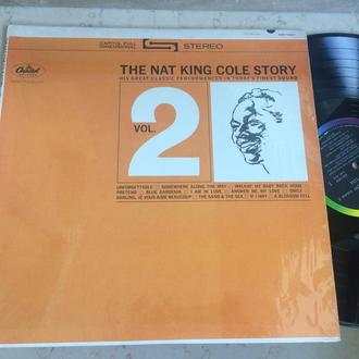 Nat King Cole  ‎– The Nat King Cole Story: Volume 2  ( USA )  JAZZ LP