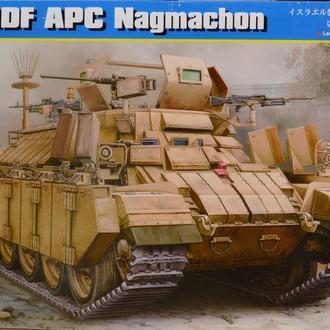 Сборная модель израильского БТР Nagmachon 1:35 Hobby Boss