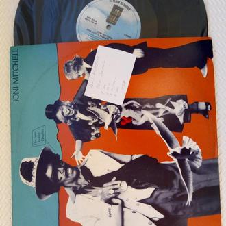 Joni Mitchell - Don Juan's reckless  2lp   / 1977 Asylum BB-701
