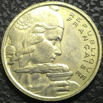 Франция 100 франков 1955 год СОСТОЯНИЕ!!!